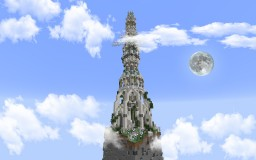 Elven Tower of the Wise Minecraft Map & Project
