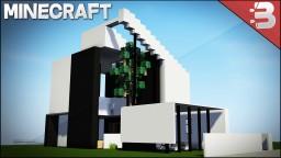 Modern Townhouse Minecraft