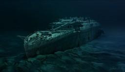 titanic wreck Minecraft Map & Project