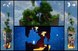 Minecraft is a small world Minecraft Map & Project