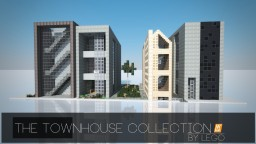 The Townhouse Colection Minecraft Project