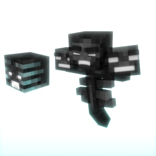 Minecraft Theory Source Of The Wither S Power Minecraft Blog