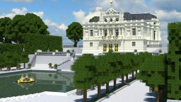 Linderhof palace Minecraft Project