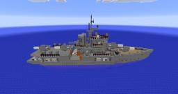 Medium Destroyer Minecraft
