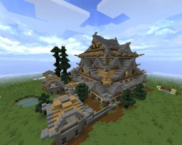 China House Minecraft Map & Project