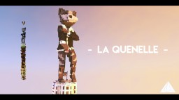 La Quenelle [Chunk Challenge] Minecraft Map & Project