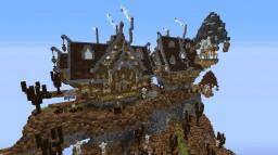 Steampunk Plot Minecraft Map & Project