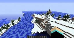 survival challenge 1: water world w floating island. rank: hard Minecraft Blog