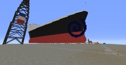 M.V. Normandie: Project incomplete Minecraft Map & Project