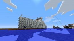F/B Elyros cruise ferry Minecraft Map & Project