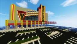 Regal Cinemas Minecraft Map & Project