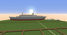 SS Sunshine Crown Minecraft Map & Project