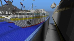 United Star  River Cruise Minecraft