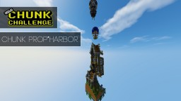 [1.8.9] Chunk Prop'Harbor | Solo Build Challenge #04 - Contest Entry | Vanilla Minecraft Map & Project