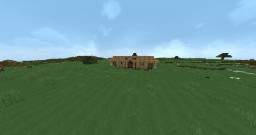 ~Starter Survival House~ Minecraft Project