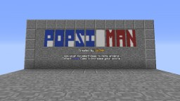 [1.10] Popsi Man - An endless running minigame! Minecraft Map & Project