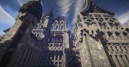 Hunting Castle of Norbury Minecraft Project