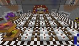 Freddy Fazbear's Pizza 1,2,3,4 Minecraft