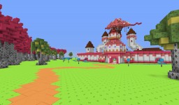 Candy Kingdom Minecraft Map & Project