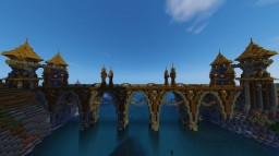 Medieval Bridge [+Download] Minecraft Map & Project