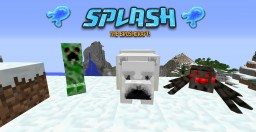 Splash 128x128 - Minecraft 1.10.X Minecraft Texture Pack