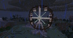Ferris Wheel [Collab w/ Goldenz & Bashful] ~ Bunny ♡ Minecraft Map & Project