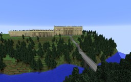 Chateau de Bourdon Minecraft Map & Project