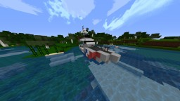 USCG 47-foot Motor Lifeboat Minecraft Project