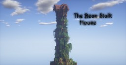 The Bean Stalk House (Chunk Challenge Contest) (1.10.2) Minecraft Map & Project