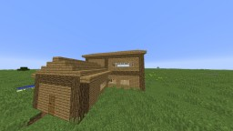 Chunk Challenge: house Minecraft Project