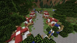 KitPvp Map -Village (200x200) (FREE Download Now!) Minecraft Map & Project