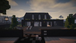 | Black House | FLAC Minecraft Project