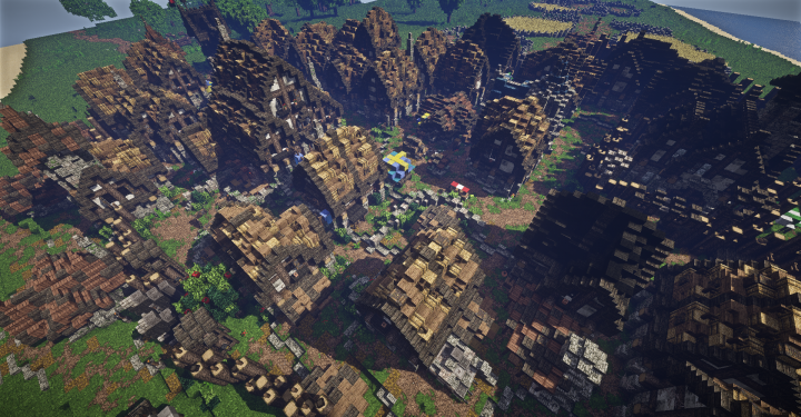 Overhead Shot of the Current Spawn, Ardelle