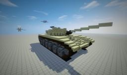 T-72 KZ,KZ Shygys Minecraft Map & Project