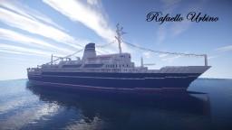 MV Rafaello Urbino (on progress) Minecraft Map & Project