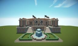 Neoclassical Parliament Minecraft
