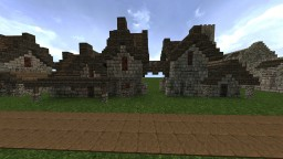 Some Medieval Houses (no interiors) Minecraft Map & Project
