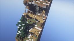 Mountain Civilization - Chunk Challenge Minecraft Map & Project