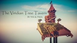 Tree Tavern - Medieval [FREE USE DOWNLOAD] Minecraft Map & Project