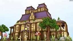 Mones Athes - Fantasy Place │ TeamVaruna App Minecraft Map & Project