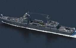 [AU] Rokko-class landing ship Minecraft
