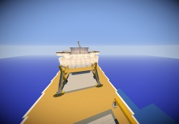 SS Sunshine Countess | 30s cruise liner | By ItsWooouh and Submarinebuilder Minecraft Map & Project