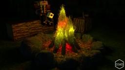 Campfire [Mega Organic Build] Minecraft Map & Project