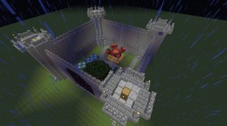1.7.10 Small Castle: My First Map V2 Minecraft Map & Project