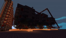 The Complex : A Minecraft Railroad Delve Minecraft Project