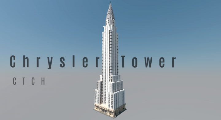 Chrysler Tower By CTCH