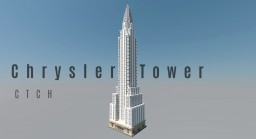 Chrysler Tower | CTCH Minecraft Map & Project