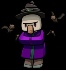 Minecraft Theory: Origin of The Witches Minecraft Blog