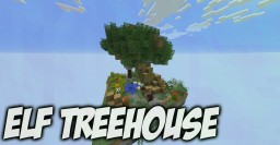 Elf House Minecraft Map & Project