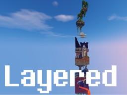 Layered - Chunk Challenge Minecraft Map & Project